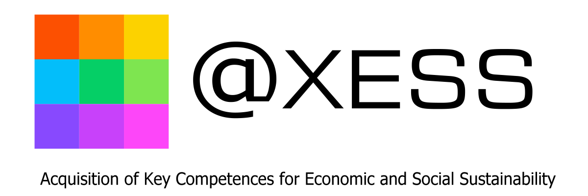 AXESS Acquisition of Key Competences for Economic and Social Sustainability